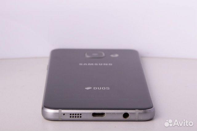 Телефон Samsung A310F/DS Galaxy A3 (2016) Black