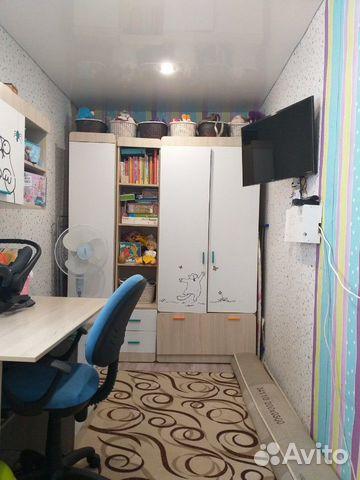 2-к квартира, 30 м², 1/2 эт. 89343340237 купить 3