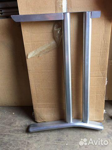 Опора металлическая для рабочего стола