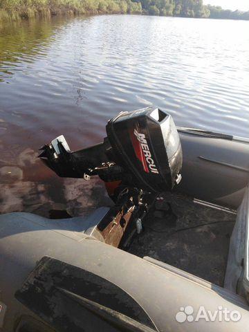 Продам лодку плюс мотор