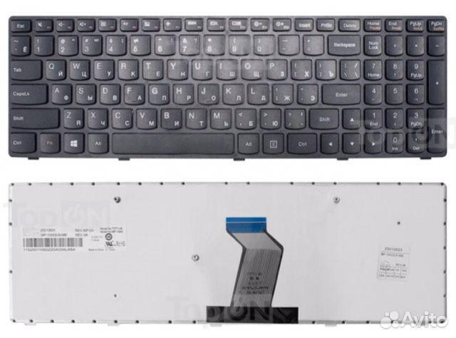 Клавиатура для ноутбука lenovo g500 g505  89027004066 купить 1
