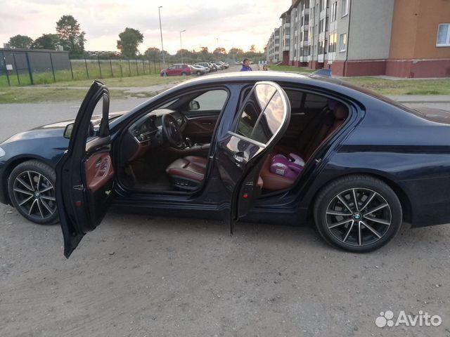 BMW 5 серия, 2011  89527972079 купить 6