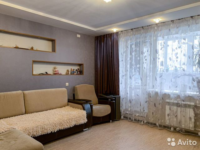 2-к квартира, 60.5 м², 2/7 эт.  89644930009 купить 10
