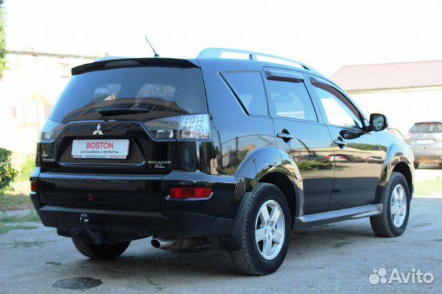 Mitsubishi Outlander, 2010  89883900490 купить 9