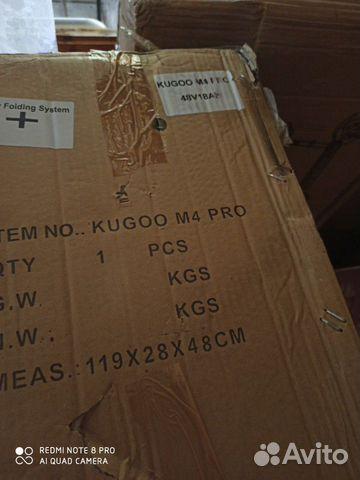 Электросамокаты в наличии kugoo M4 PRO 18ah  89232725315 купить 2