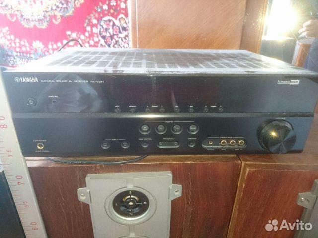 Ресивер Yamaha RX V371  89048613950 купить 1