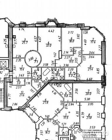 5-к квартира, 193 м², 3/4 эт.  89219640663 купить 7
