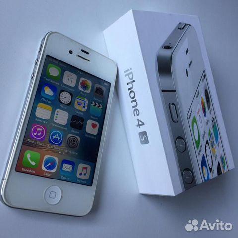 iPhone 4s 8g  купить 1
