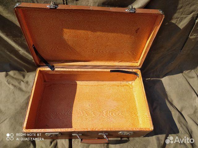 Старый чемодан из СССР (1)  89033713097 купить 8