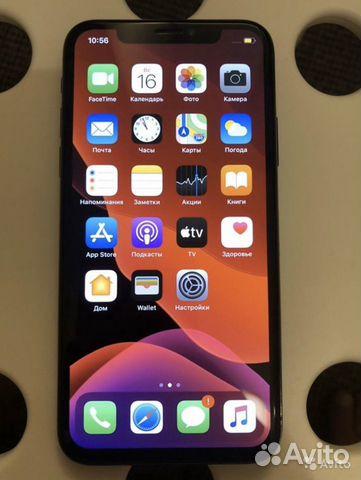 iPhone X  купить 3