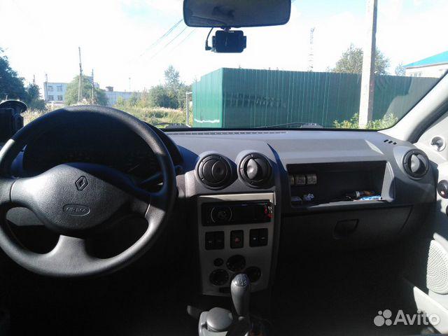 Renault Logan, 2009  89062983106 купить 6