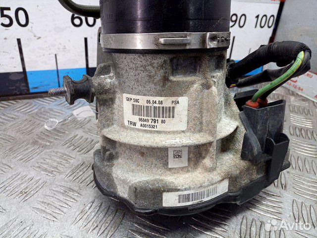 Электроусилитель руля для Peugeot 308 T7 400858  89785901113 купить 2