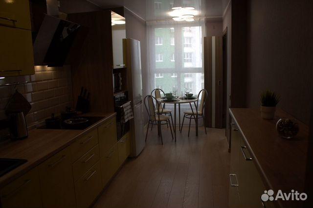 1-к квартира, 35 м², 8/17 эт.  89066100649 купить 6