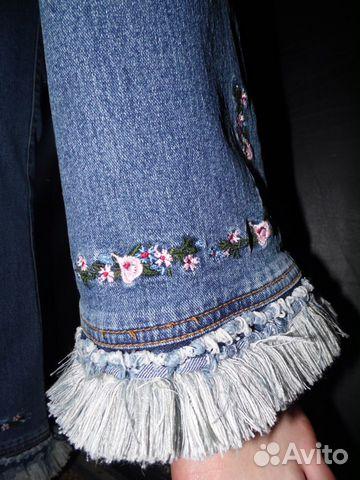 это как сделать бахрому по низу джинс одежды защищать ваше