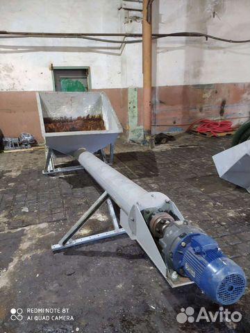 Шнековый транспортер купить на авито изготовление рольганга