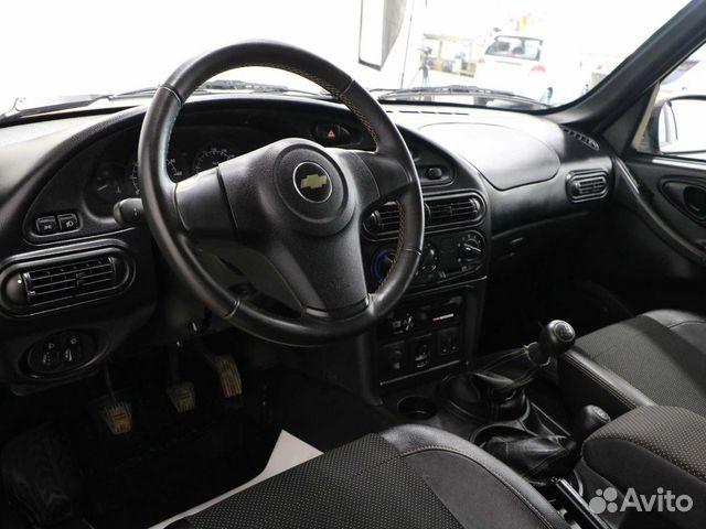 Chevrolet Niva, 2017  84872520037 купить 8