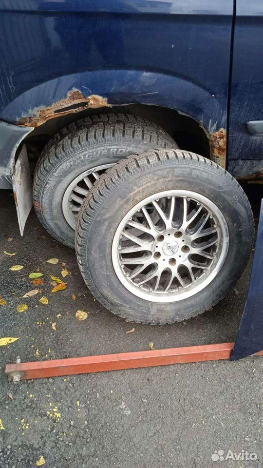 Зимняя резина 4 колеса  89003820073 купить 4