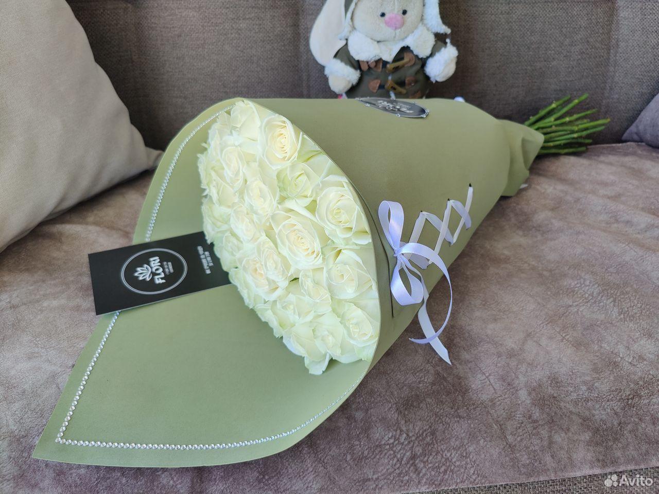 Розы Липецк букет махито  89997501234 купить 1