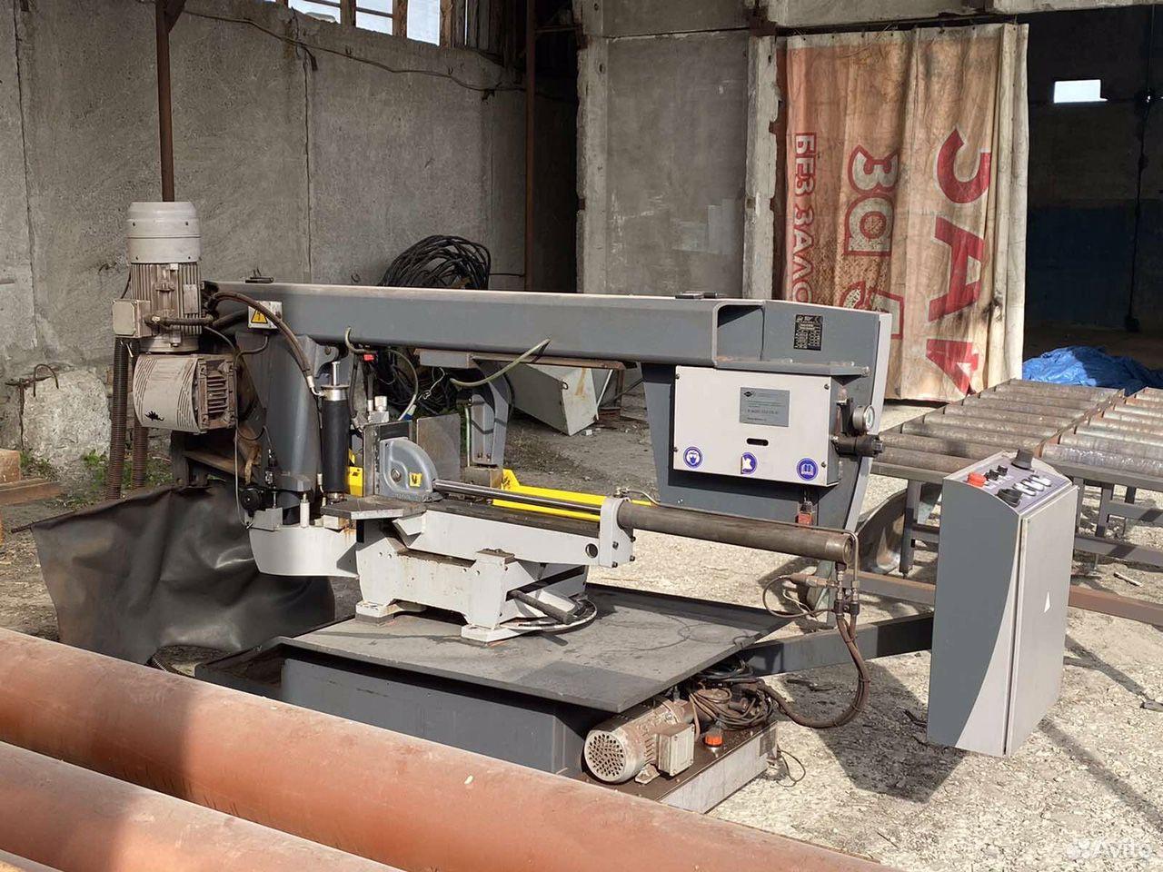 Ленточнопильный станок Workline 510.350 DGH