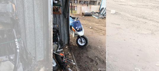 Yamaha Bws bump купить в Московской области | Транспорт | Авито