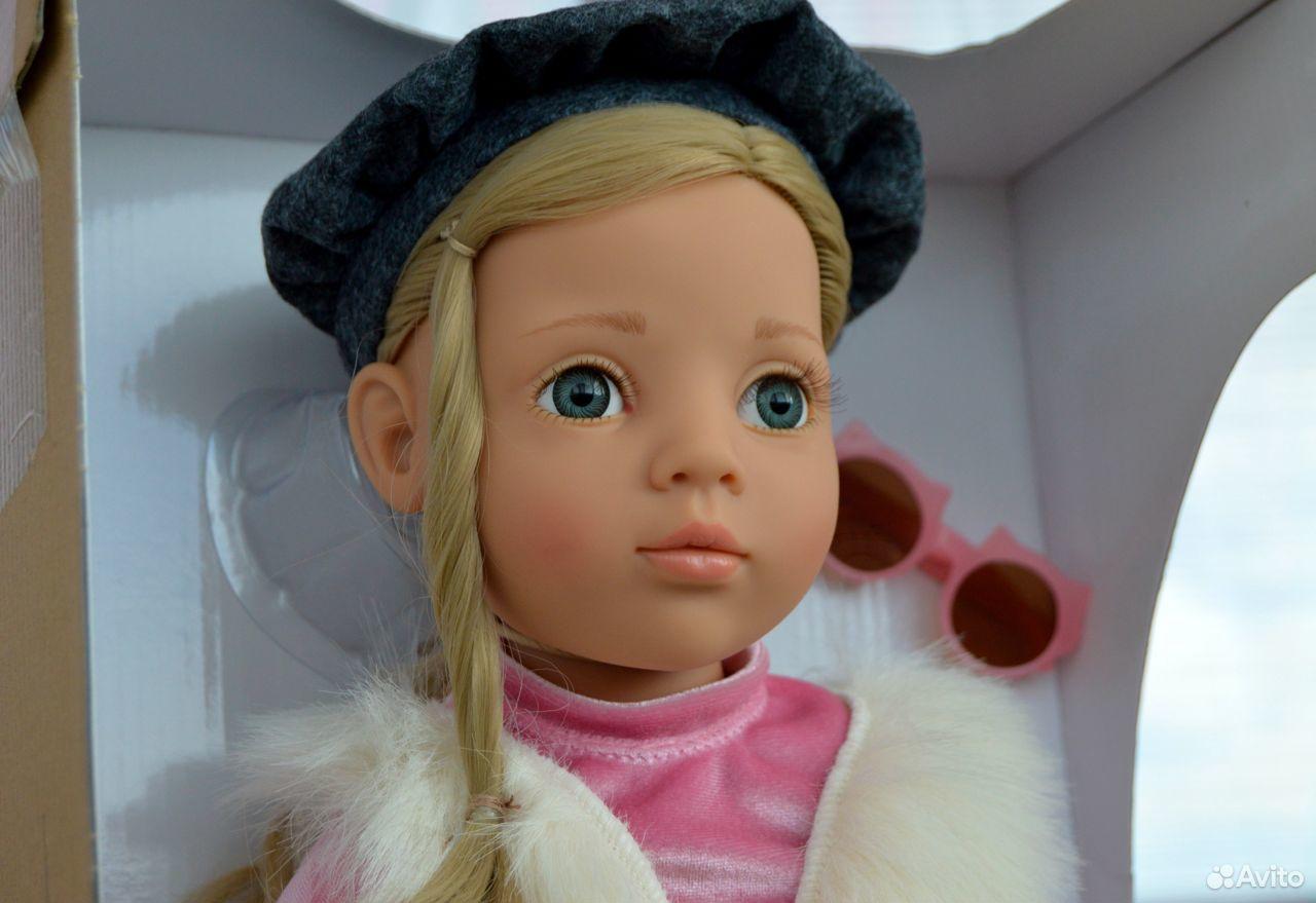 Кукла Лина от Gotz (Готц), 2018 года нюд  89063072268 купить 1