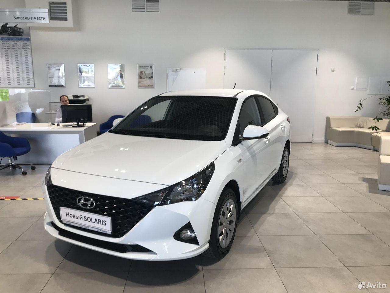 Hyundai Solaris, 2020  84732320096 купить 3