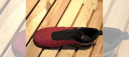 a2d9691a Кроссовки Nike Air Max TN Plus Black - bordo купить в Санкт-Петербурге на  Avito — Объявления на сайте Авито