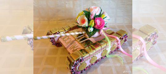 6ea5a82df74d Услуги - Подарки ручной работы из конфет в Ставропольском крае предложение  и поиск услуг на Avito — Объявления на сайте Авито