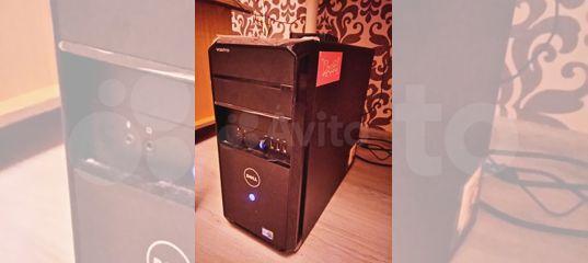 Dell vostro 430 плюс монитор Dell купить в Республике Башкортостан с доставкой | Бытовая электроника | Авито