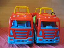 Машины 1 метр длина для близнецов