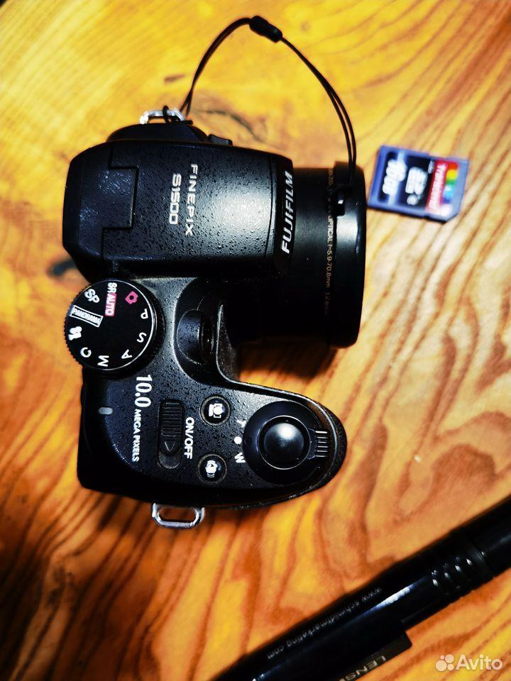 Фотоаппарат Fujifilm FinePix S1500  89185656006 купить 4