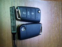 Ключи шкода -ремонт