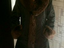 Шуба нутрия и пальто