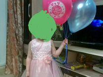 Платье нарядное р.104