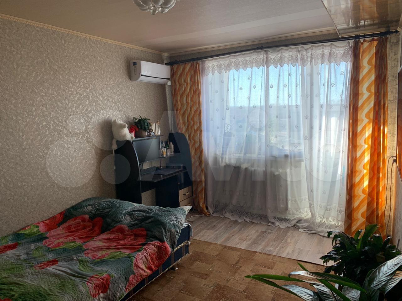 1-room apartment, 33 m2, 5/5 floor.  89145818189 buy 3