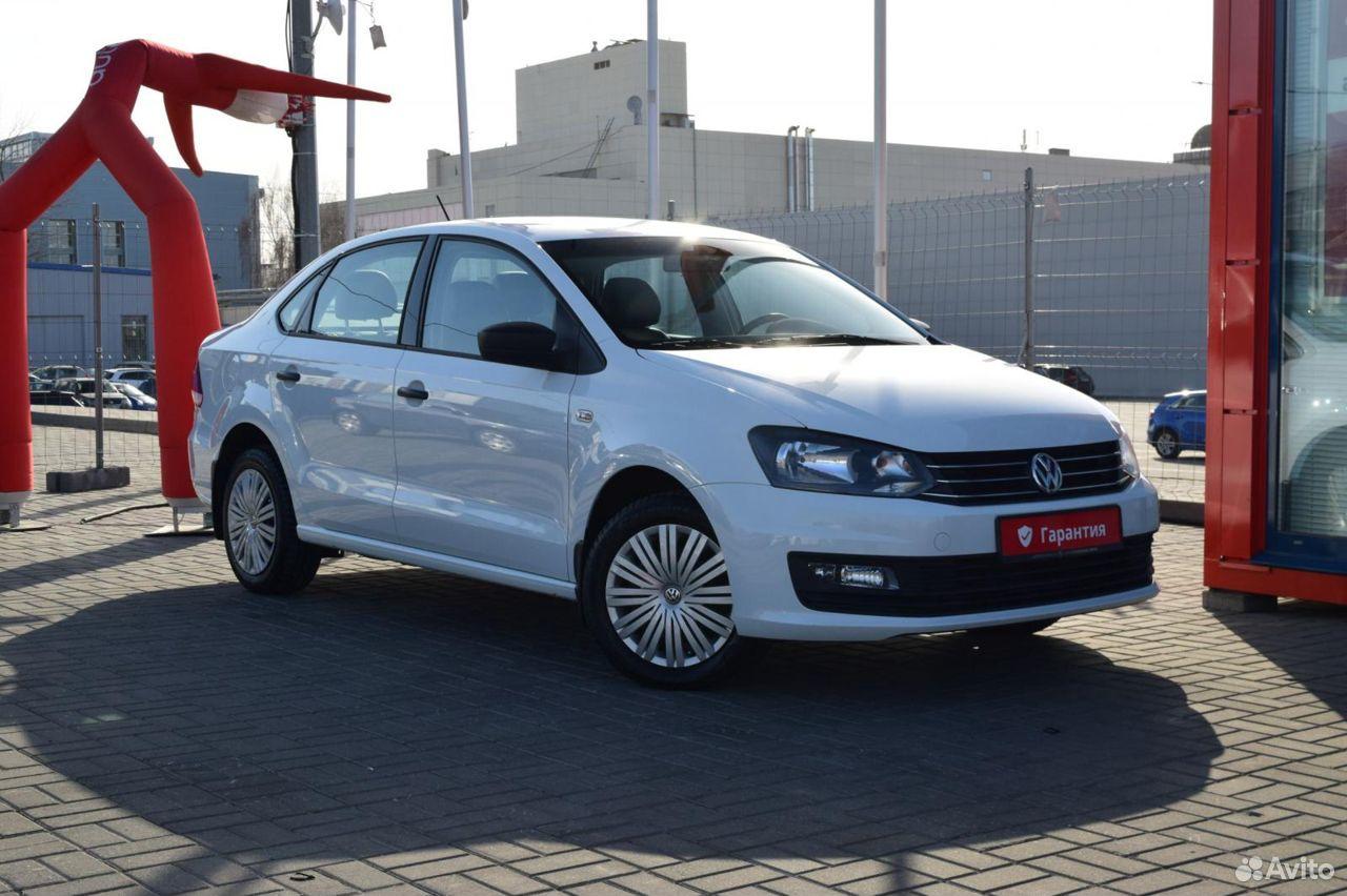 Volkswagen Polo, 2018  88633112345 купить 7