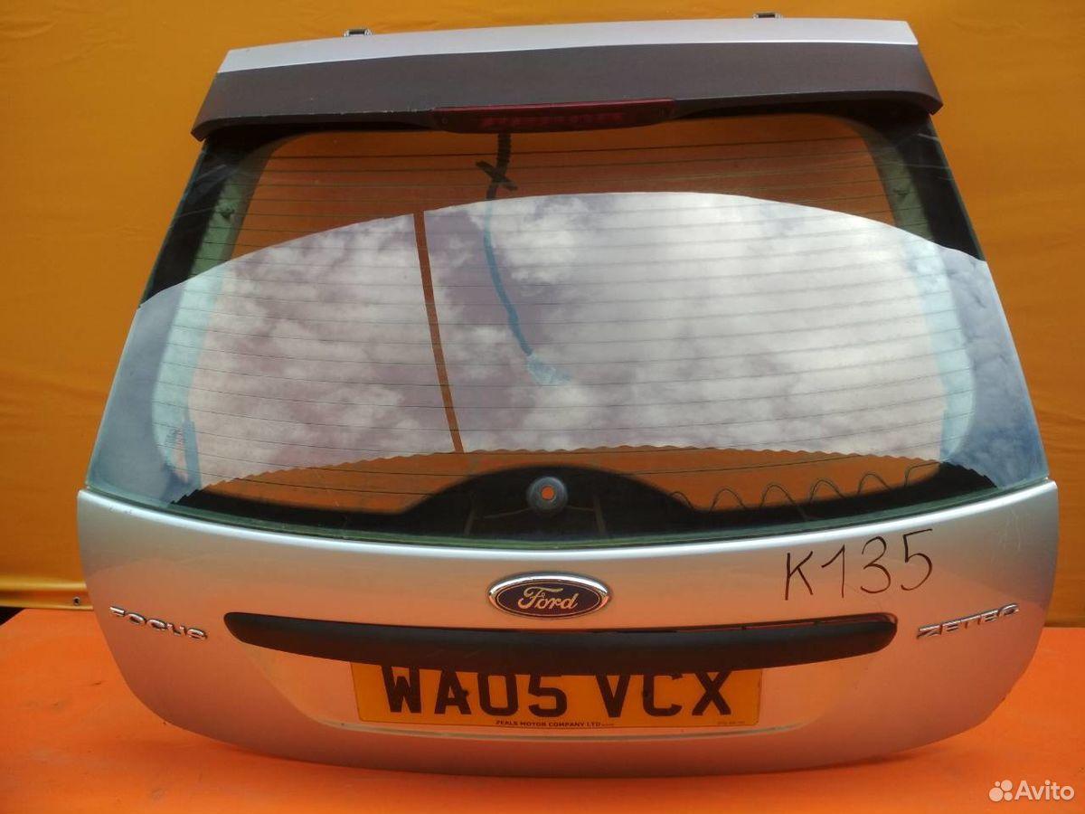 84732022776  Дверь багажника со стеклом Ford Focus 2 2005-2008