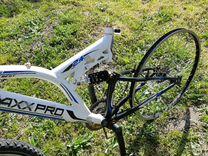 Рама от горного велосипеда