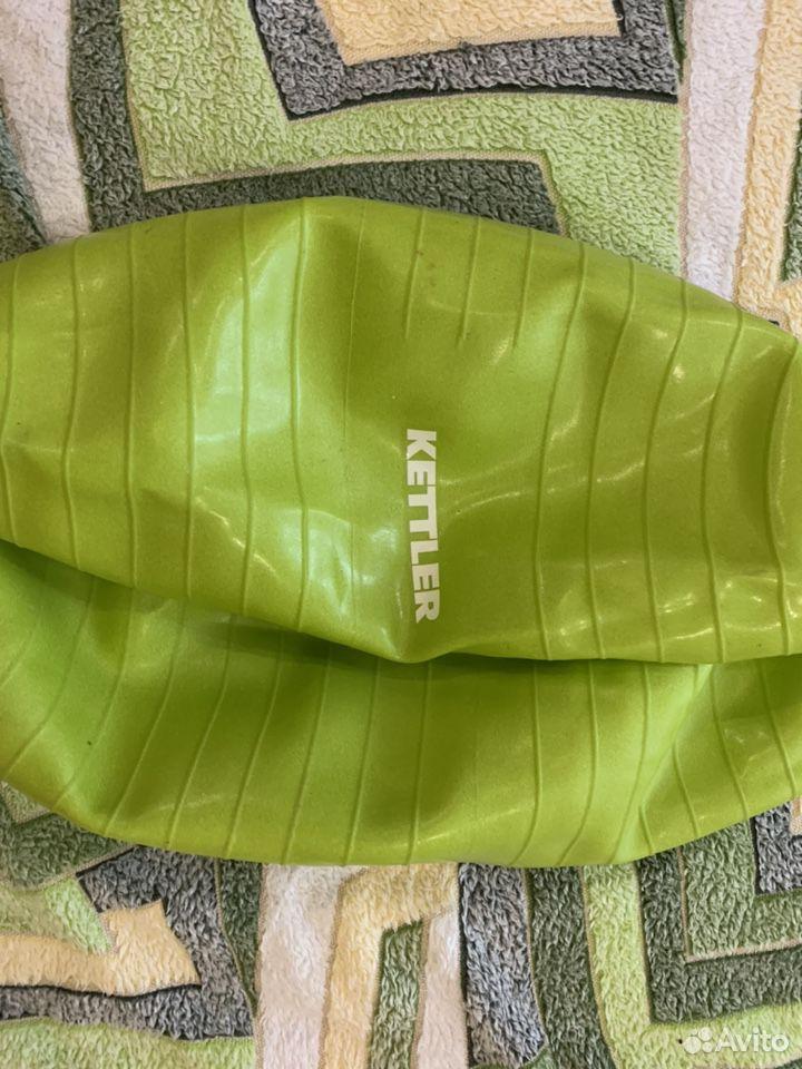 Фитбол kettler зеленый  89600903112 купить 2