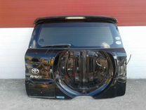Крышка, дверь багажника Toyota Rav 4