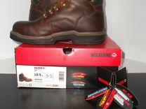 Кожаные ботинки Wolverine Raider 6'' Work Boot