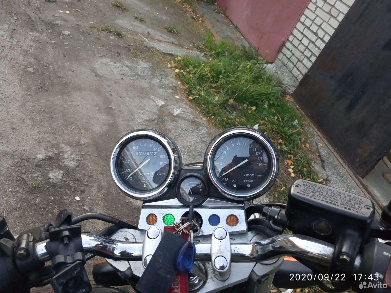 Honda CB400SF