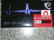 Видеокарта Sapphire AMD Radeon Rx 560 2 G