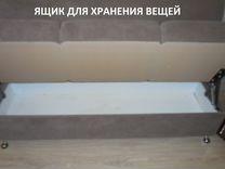 """Диван стильный """"Мишлинг"""" в идеальном состоянии — Мебель и интерьер в Омске"""