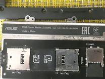 Asus ze551ml дисплейный модуль, шлейф