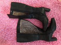 Сапоги зимние немецкой марки Hogl — Одежда, обувь, аксессуары в Москве