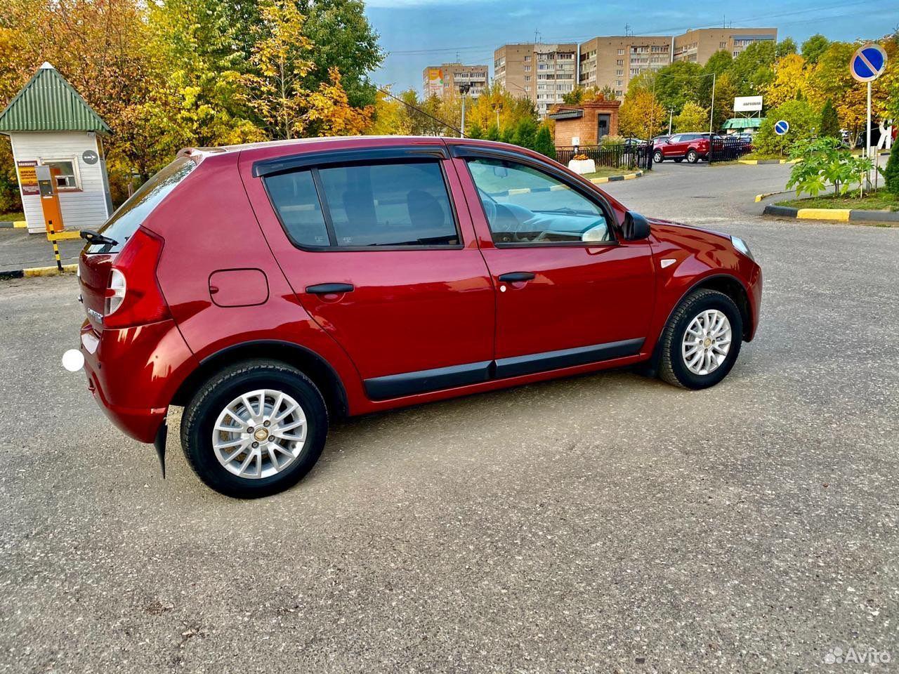 Renault Sandero, 2013  89065646276 купить 9