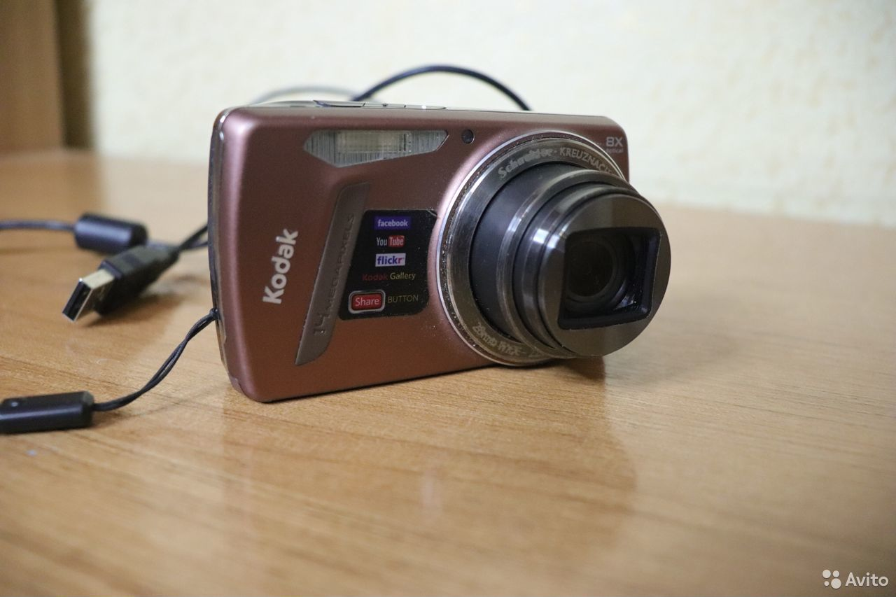 Фотоаппарат Kodak easyshare M580  89381477093 купить 1