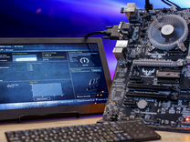 Asus Trooper H110 D3 (LGA 1151 под DDR-3 )