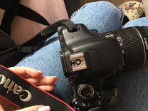 Фотоаппарат Canon EOS 600D — Фототехника в Москве